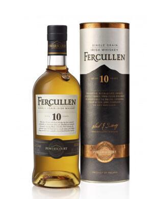 Fercullen 10 Year Old Single Grain 70cl