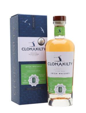 Clonakilty Single Grain Bordeaux Cask Finish 70cl