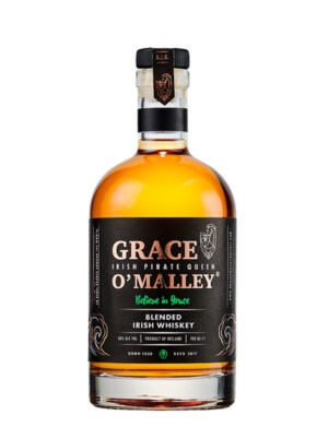 Grace O'Malley Whiskey 70cl