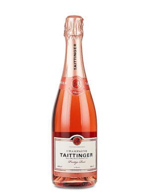 Taittinger Rosé Champagne 75cl