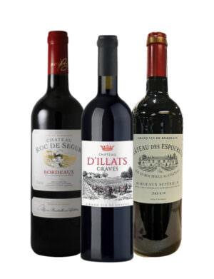 Bordeaux 6 Bottle Selection 6x75cl