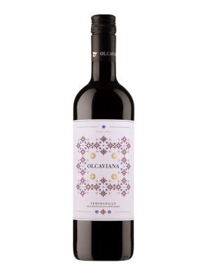 Olcaviana Organic Tempranillo 75cl